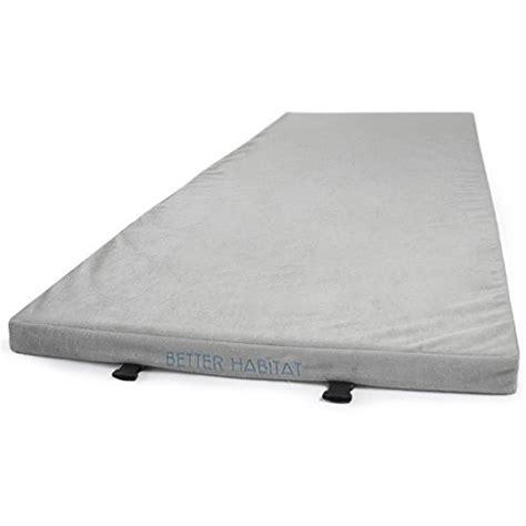 Portable Sleeping Mattress by New Better Habitat Sleepready Memory Foam Floor Mattress