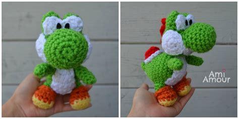 pattern for yarn yoshi yarn yoshi amigurumi pattern