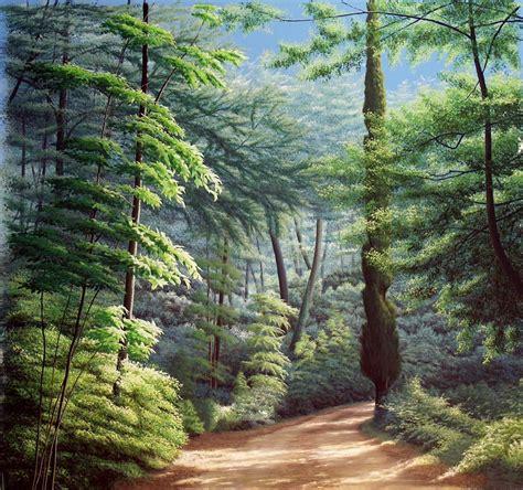 Nature Murals For Walls www illusionidarte com la galleria di silvia gt paesaggi