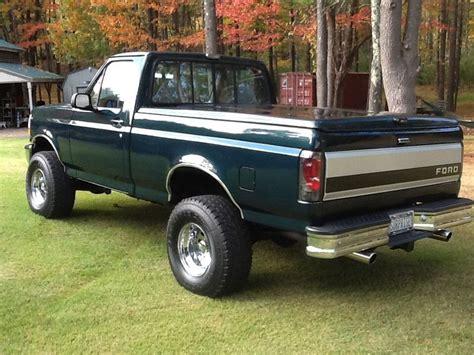 1993 ford f 150 xlt 1993 ford f 150 xlt 4wd short box swb automatic