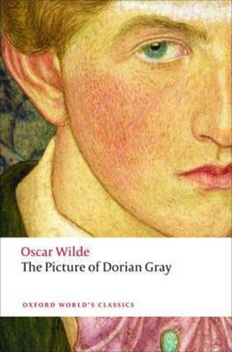 book picture of dorian gray the picture of dorian gray oscar wilde 9780199535989