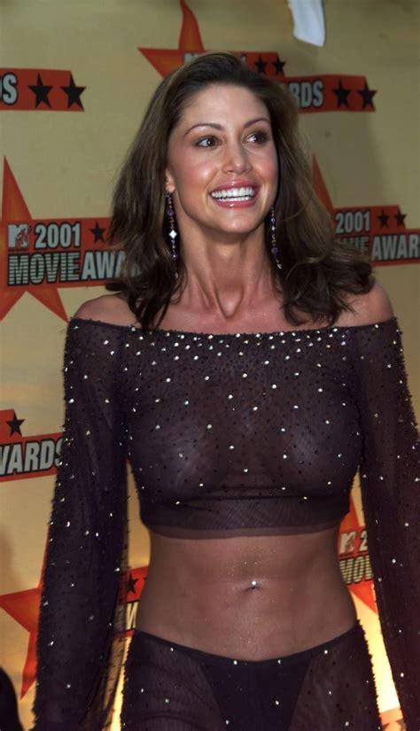shannon elizabeth 2001 mtv awards