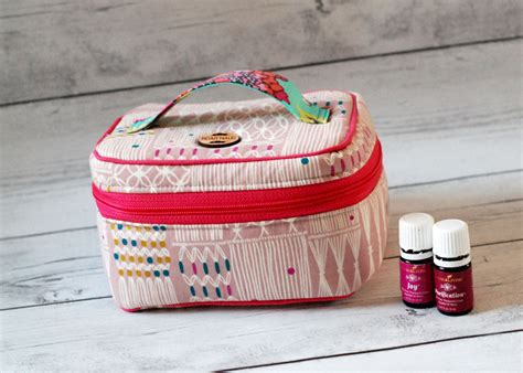 sewing pattern hacks pattern hack crimson and clover train cases with elastic