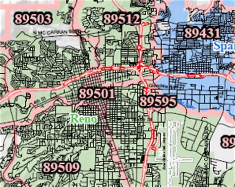 zip code map reno reno nv zip code map my blog