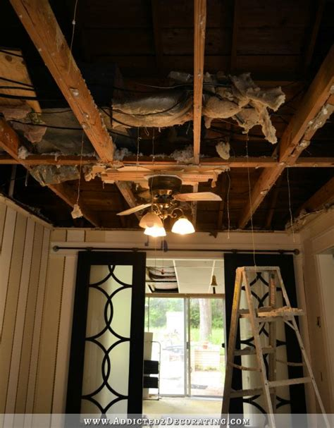 Polystyrene Ceiling Tiles Illegal by Progress Report