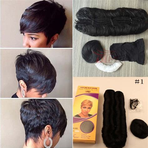 short bump weave hairstyles bump human hair short hairstyles with pics short