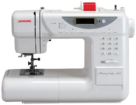 janome memory craft mc 4400 sewing quilting machine