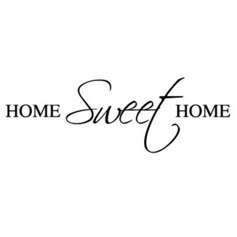 home sweet home wall sticker home sweet home wall sticker wall quotes wall stickers