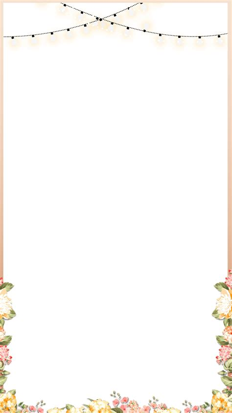 design free snapchat filter elegant rose gold spring floral wedding snapchat filter