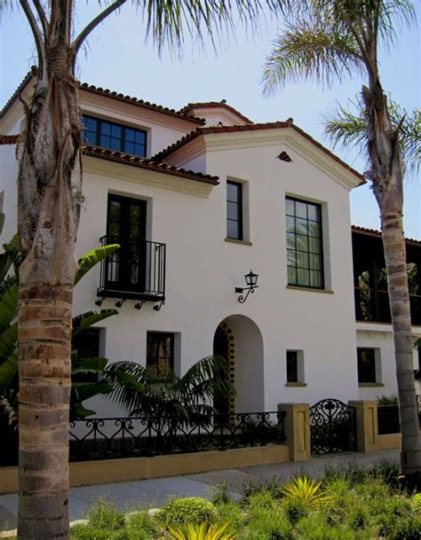 santa barbara style house plans 1000 ideas about colonial style homes on pinterest