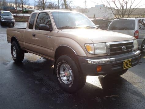 Toyota Tacoma For Sale Ohio 1999 Toyota Tacoma Prerunner For Sale In Cincinnati Oh