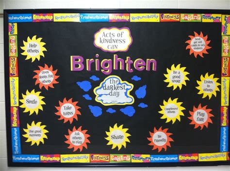character education themes elementary 1000 images about bulletin board ideas on pinterest