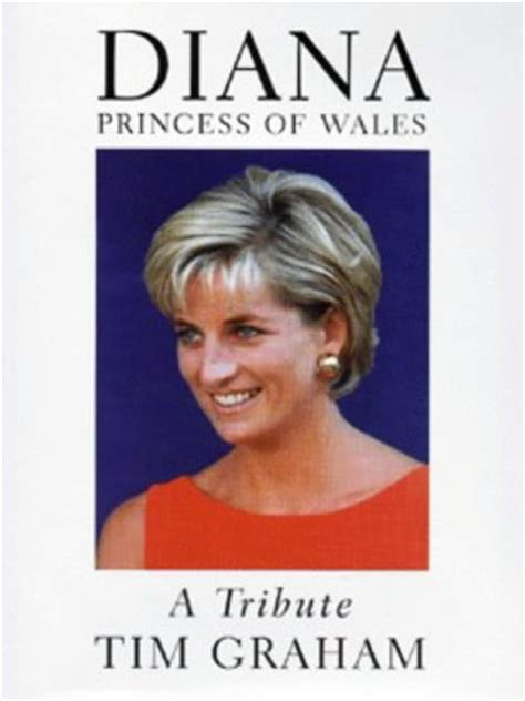 biography of lady diana book diana princess of wales a tribute by tim graham