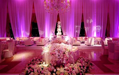 Venetian ballroom photo by matt horton photography my party table decor pinterest