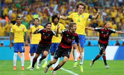 jogos eternos brasil 1 215 7 alemanha 2014 imortais do futebol