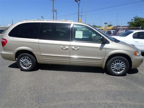 2001 chrysler town and country for sale for sale 2001 chrysler town and country in lodi