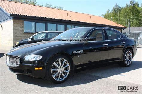 2007 maserati quattroporte executive gt 2007 maserati quattroporte executive gt duoselect qp model