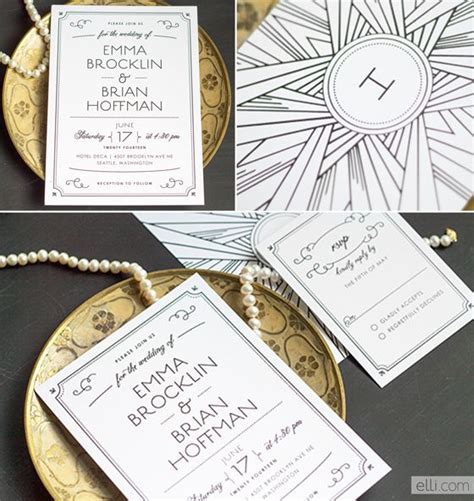 deco wedding invitations templates 25 best ideas about deco invitations on