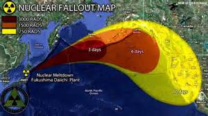 us map of nuclear fallout nuclear fallout map what you re up against