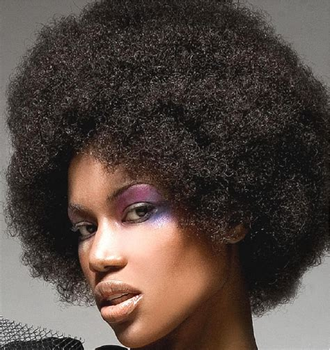 Black Afro Hairstyles by Afro Hair Prom Hairstyles