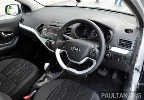 Automatic Kia Picanto Kia Picanto Ta Infohub Paul S Automotive News