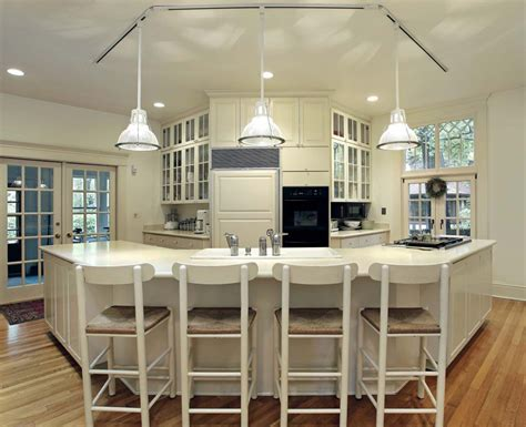 Island Kitchen Lighting Fixtures Pendant Lighting Fixture Placement Guide For The Kitchen