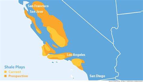california fracking map california could be next boom state clean air clean
