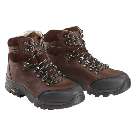 hiking boots s tiber s ngx leather hiking boots chestnut