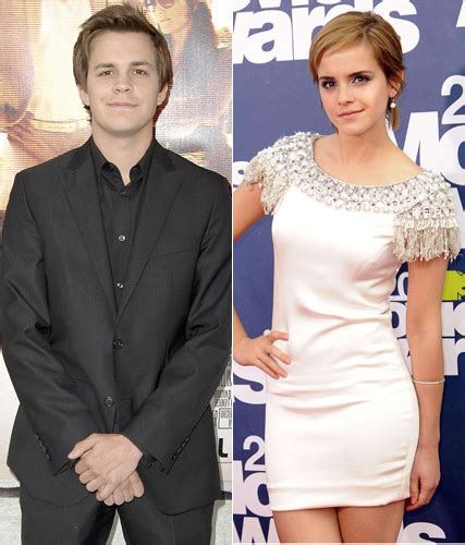 emma watson spouse emma watson loved up with co star