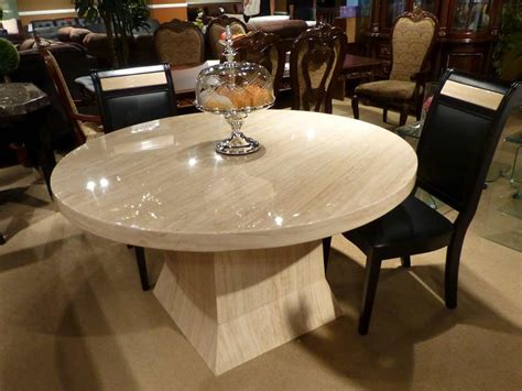 stone top dining room table round dining table granite top interior home designs
