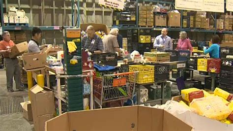 How Does A Food Pantry Work by Dip In Atlantic Canada S Food Bank Due To Residents