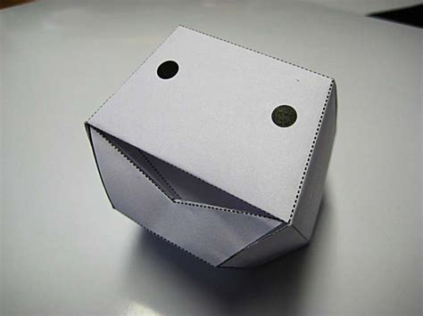 Sackboy Papercraft - official sackboy papercraft o neogaf