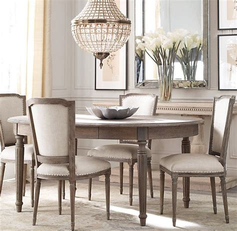 restoration hardware dining room table 25 best ideas about french dining tables on pinterest