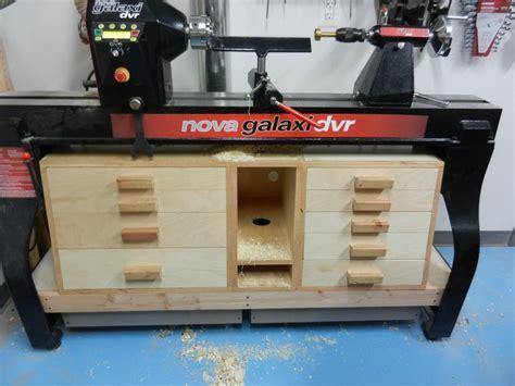 Shop Cabinets Under Lathe By Gregg M Lumberjocks Com