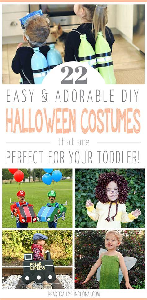 diy toddler halloween costumes
