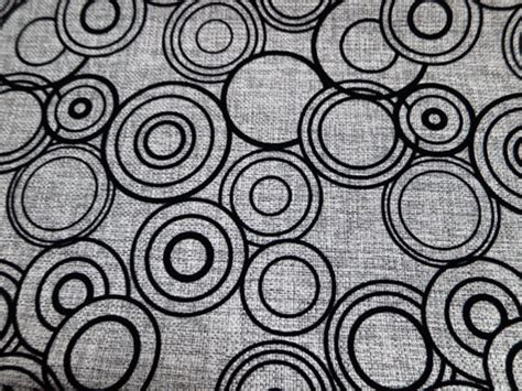 Flock Upholstery by Sofa Fabric Upholstery Fabric Curtain Fabric Manufacturer Circle Design Heavy Yarn Dyed Flock