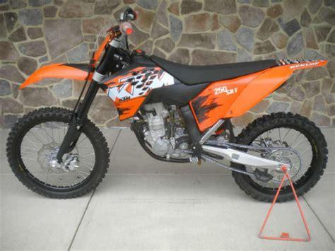Ktm 250 Sx 2007 2007 Ktm 250 Sx F Mx For Sale On 2040 Motos