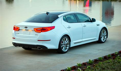 Kia Optima Turbo Performance Kia Optima 2014 Cartype