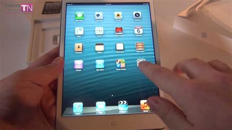 Tablet Apple 14 Inch mini unboxing 7 9 inch apple tablet out of the box tablet news