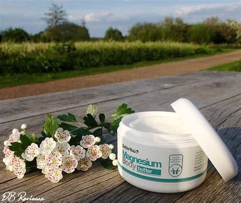 better you magnesium review magnesium rich butter and lotion from betteryou db