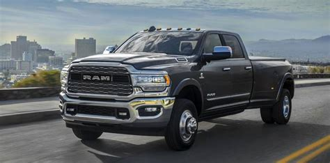 2020 Dodge Ram 2500 Limited by 2019 Ram 3500 For Truck Cers Truck Cer Magazine