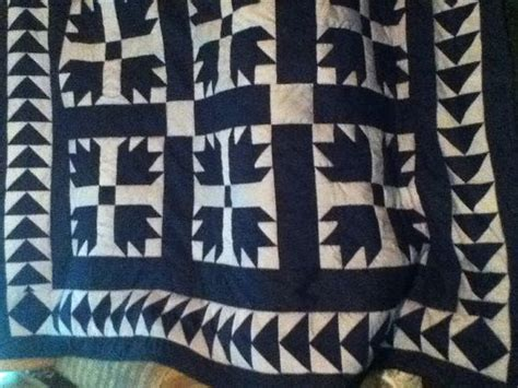 Claw Quilt Pattern by Claw Quilt By Cllangston On Etsy 500 00 Quilts Claws Quilt And