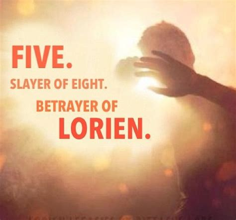 The Fall Of Five pin by tammy on lorien legacies