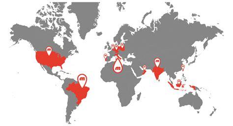 a quality world map installation mapascan installations worldwide mapascan the 1st
