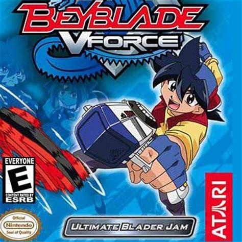 beyblade vforce ultimate blader jam play game online