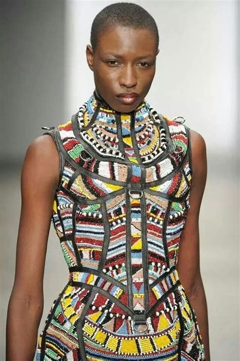 beadwork dress beadwork dress tribal afrocentric wear