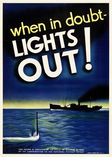 world war 2 posters blackout 385 best over there war art and propaganda images on