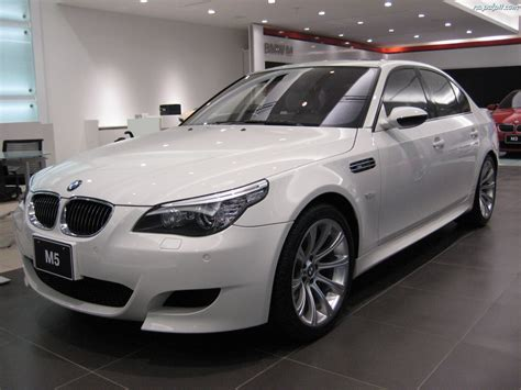 salon bmw 5 bia蛯y e60 na pulpit