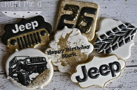 jeep cookies 25 best ideas about jeep cake on pinterest camo