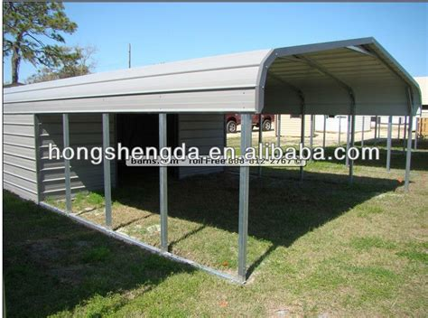 Affordable Carports And Garages by China Cheap Carport With Small Shed Garage Price Buy